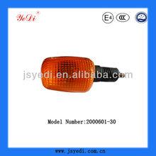 Alta calidad de la motocicleta de la lámpara de señal distribuidor de corriente para automóvil