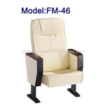 No.FM-46 Comfortable folding seat used for auditorium