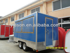 Mobile kitchen truck trailer/Mobile food house/hot dog trailers for sale