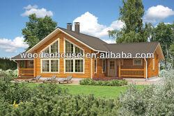 prefabricated wood frame house