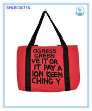 Canvas Bag Women Canvas Hobo Handbag Korean Style