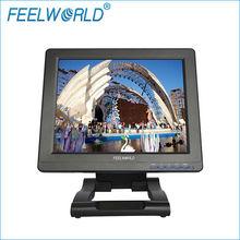 FEELWORLD 12.1 Inch Professional on-camera field hd sdi monitor
