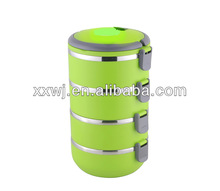 700ML high quality stainless steel lunch boxes/ food container