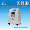 Máquina de oxígeno portátil con sensor de oxígeno 5l do2-5am modelo