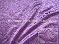 jacquard tecido de veludo para o sofá e almofada de tecido tampa da cadeira