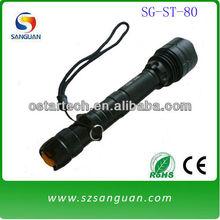 Ultrafire 1000 lumens streamlight t6 led flashlight SG-ST80