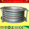 tiny welding seam with flange metal bellows expansion joint