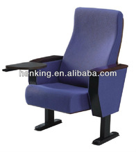 soft foam chairs for church/lecture hall/school auditorium