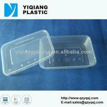 Disposable waterproof plastic mini container