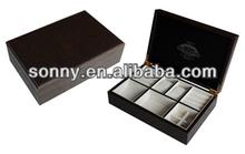 Custom your own logo printed jewelry box