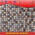adesivo decorazione esterna in mattoni di porcellana di alta qualità mosaico di vetro mattonelle della parete della cucina