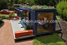 Living container house/Portable container shop/Box container