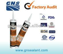 RTV / Acetoxy Curing Silicone Sealant