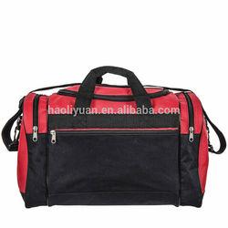 600D polyester fashion travel bag