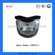 universal de la motocicleta de la cabeza de la lámpara para suzuki distribuidor
