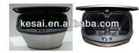 Lady sanitary Bin for 4LTouch free satinless steel dustbin wall -maounted waste bin garbage can Hygiene lady sanitary bin