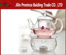 Miss Sandy 2013 major promotions Hight quality glass tea pot