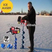 2013 sıcak satış buz el burgusu matkap/burgu sondaj