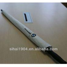 Famous brand name BMW promotional golf umbrella white with logo