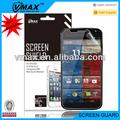Buena calidad accesorios de teléfono móvil al por mayor para motorola moto x protector de pantalla oem/odm( anti- el deslumbramiento)