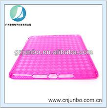 Soft tpu transparent case for ipad mini