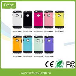 Top Products Hot Selling New 2014 Stylish Mobile Phone Cover Slim Armor Hard Case For Iphone 6