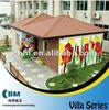 Beautiful easy erection prefabricated villa