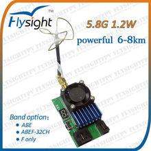 Flysight 1.2w powerful analog fm transmitter for toys&hobbies