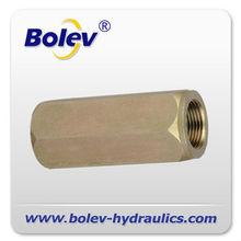 VU 0.5 bar cracking pressure one way valve
