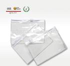 Transparent pvc plastic bag with zipper