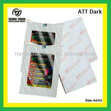 ATT dark inkjet heat transfer paper