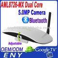 دعم التلفزيون مربع الروبوت mx 4.2 xbmc 5.0 النائب كاميرا سكايب دردشة حية