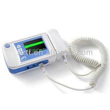 portable doppler fetal heart rate monitor