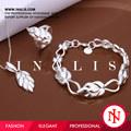 Clásico de trigo de moda del oído tres- pieza de joyería de plata