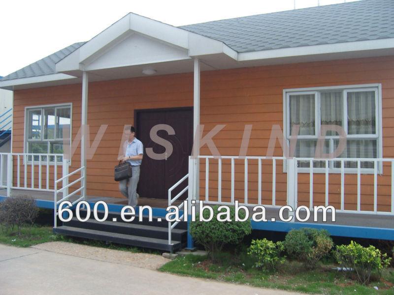 shandong wiskind china new light steel prefab villa