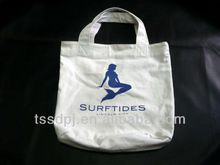 Hot selling cotton canvas tote bag,foldable cotton canvas bag,recyclable cotton canvas bag