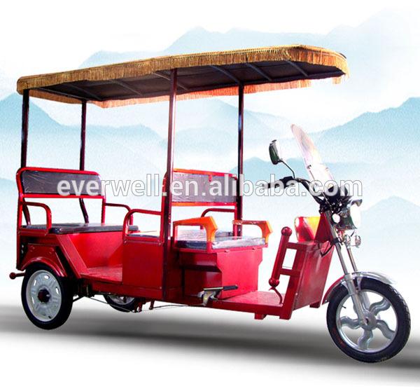 india 48V800W motor DC brushless electric rickshaw
