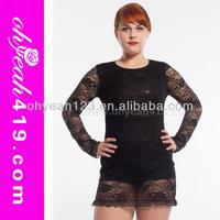 leather black plus size long sleeve evening dresses