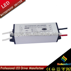 10w waterproof constant current led power supply