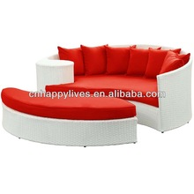 2013 new design Outdoor furniture round bed on sale HL-2064