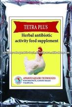 Tetra plus-Herbal antibiotic Poultry medicine.