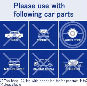 car care product for wheel BRAKE DUST CUT 20L removing stubborn brake dust, road grime