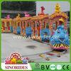 Elephant safari amusement park electric trains for adults,electric trains for adults