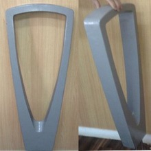 drawing to manufacture sand casting aluminum bike rack