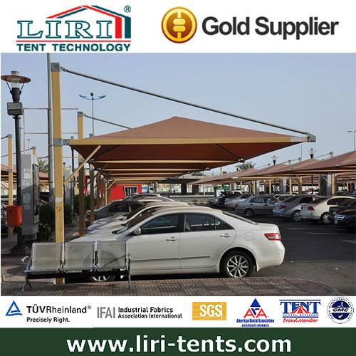 Alta qualidade barraca de garagem/fibra de vidro de carro telhado da barraca topo para venda