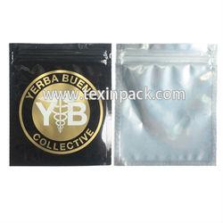 Hot Sale Custom Printed Plastic zip lock bags