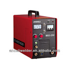 Free Logo adding Automatic Inverter CO2 Gas Shielded Welding Machine MIG250Y