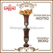Beautiful home living room desktop decoration items flower tall vase A0375Q