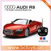 Lizenziertes Audi R8 1:18 rc cars for sale HY0057125
