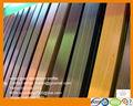 Aluminium 6063 t5 körner holz profil fabrik/holzfarbe aluminiumprofil finish bau materialien hersteller